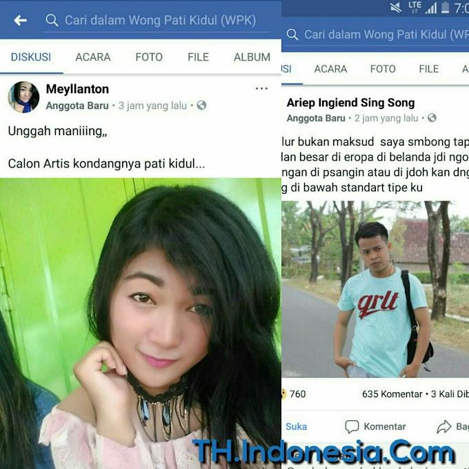 Group Wong Pati Kidul Menjadi Viral Netizzen Disosmed