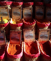 Try Spanish spices from Granada
