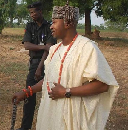 oluwo iwoland chased out of palace