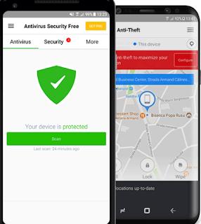 Avira antivirus for android