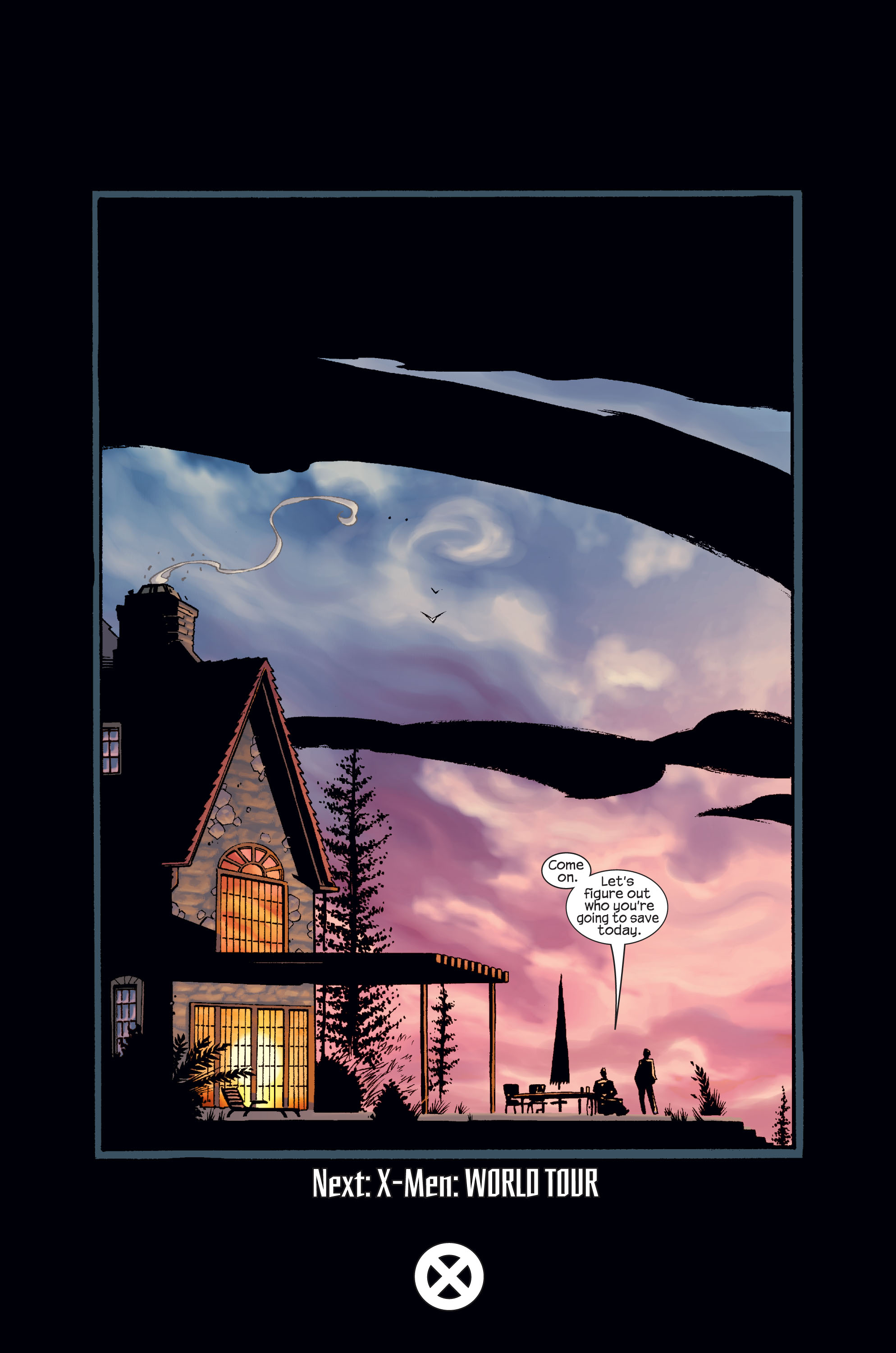 Read online Ultimate X-Men comic -  Issue #15 - 24