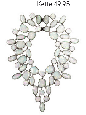 Statement Necklace H&M Fall 2012 Collection