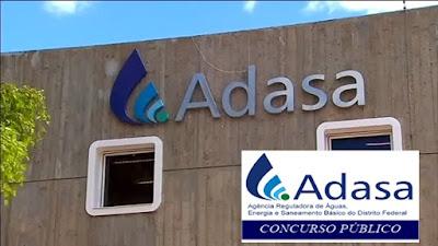 ADASA edital concurso público: Técnico de regulação
