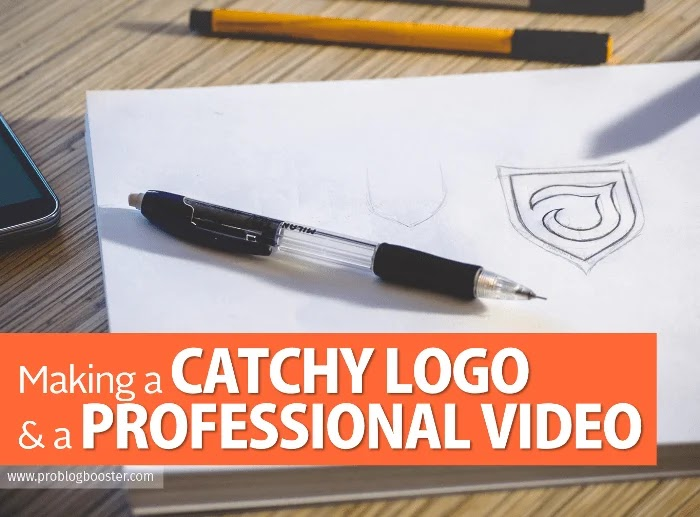 Making a Catchy Logo & a Professional Video