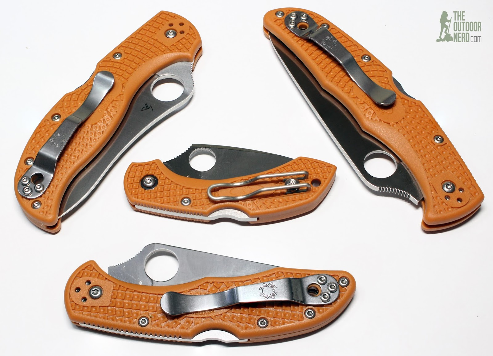Photo Review: Spyderco HAP40 Dragonfly | The Outdoor Nerd