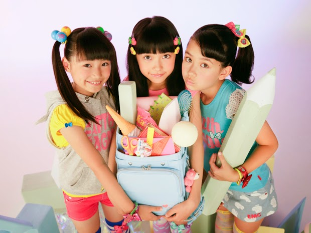 Yesterday I Mentioned That I Was Watching Some New Idol Videos Including One By A Group Named Pocchimo Pocchimo Are What Is Known As A Js Idol Group