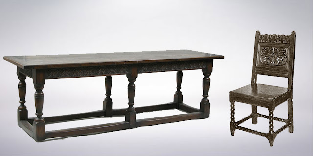 Jacobean Style Furniture
