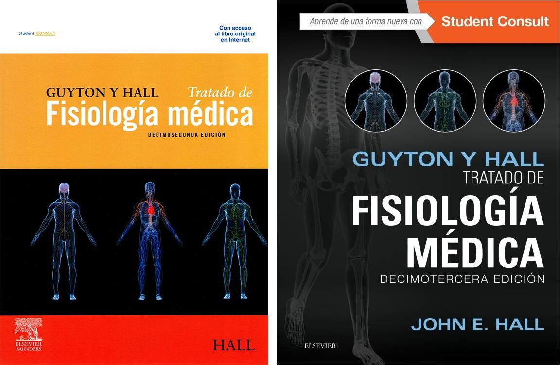 Fisiología Médica Guyton & Hall. Ediciones 12 y 13.