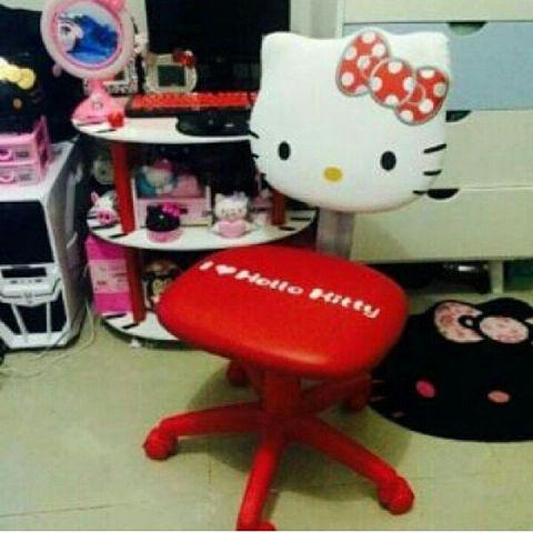 8100 Koleksi Kursi Kantor Hello Kitty Gratis