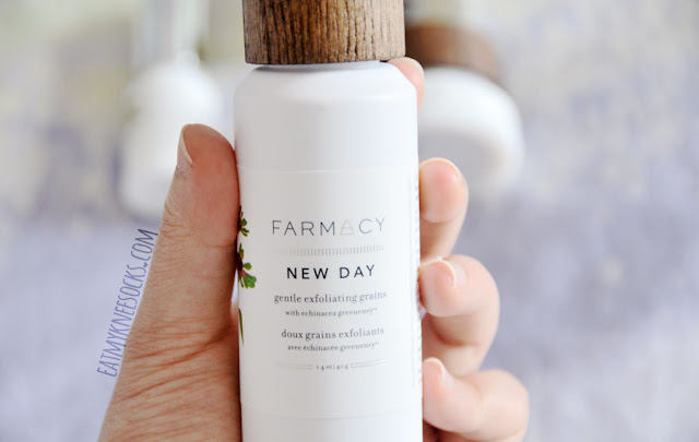 Today, I'll be reviewing the 4-piece Perennial Picks Skincare Discovery Kit from Farmacy, an innovative brand that uses unique farm-grown extracts to deliver effective and simple skincare solutions.