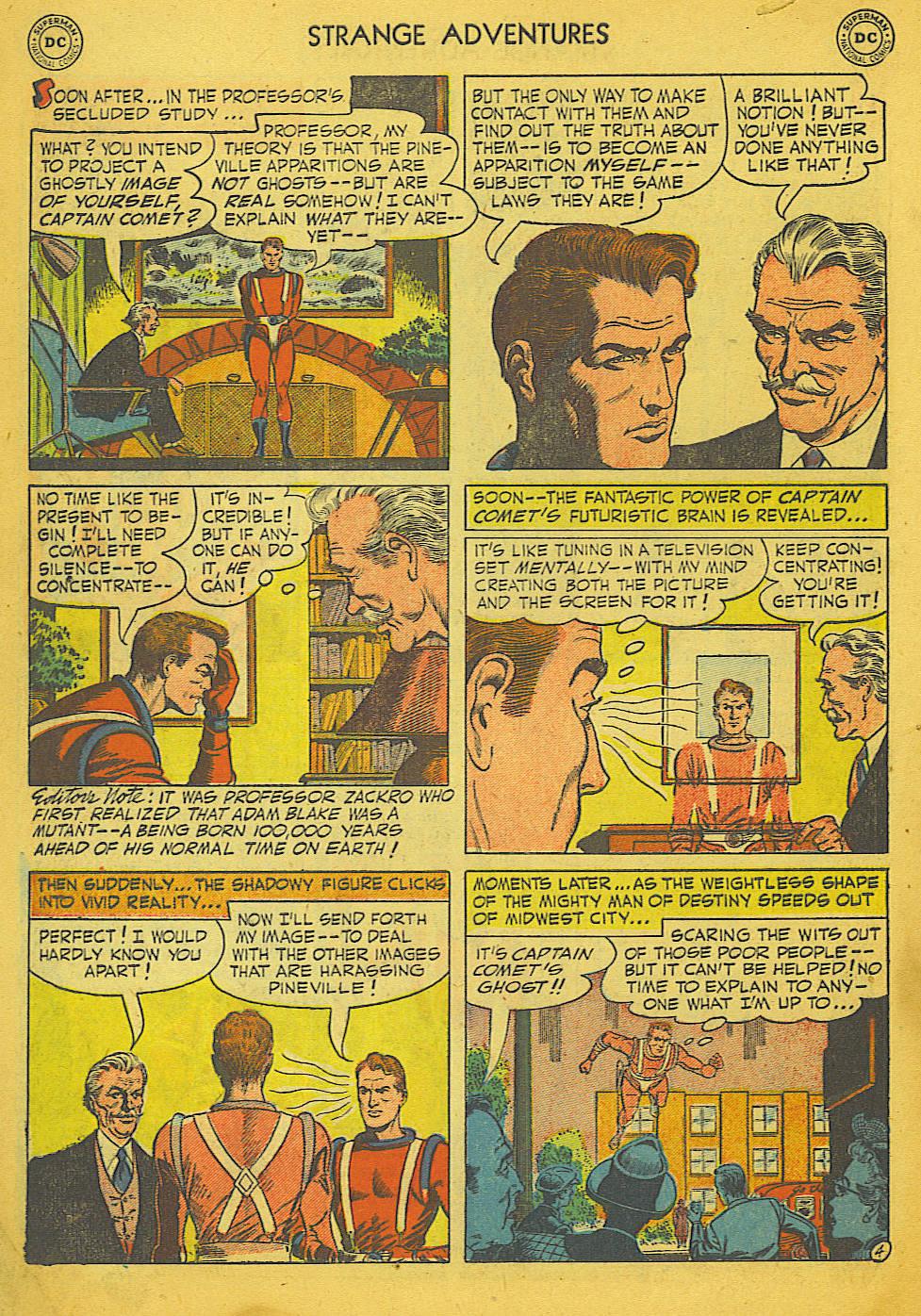 Strange Adventures (1950) issue 16 - Page 6