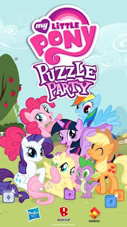 My Little Pony Puzzle Party Apk Mod Unlimited Coins