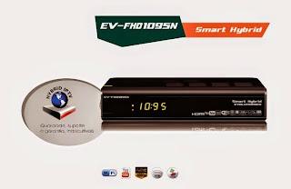 ATUALIZAÇÃO EVOLUTIONBOX EV-FHD 1095N