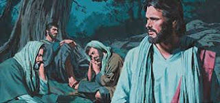Petrus, James dan John