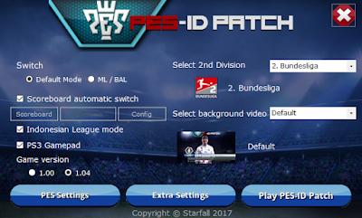 Terbaru - Patch PES 2013 PES-ID Ultimate v5.0