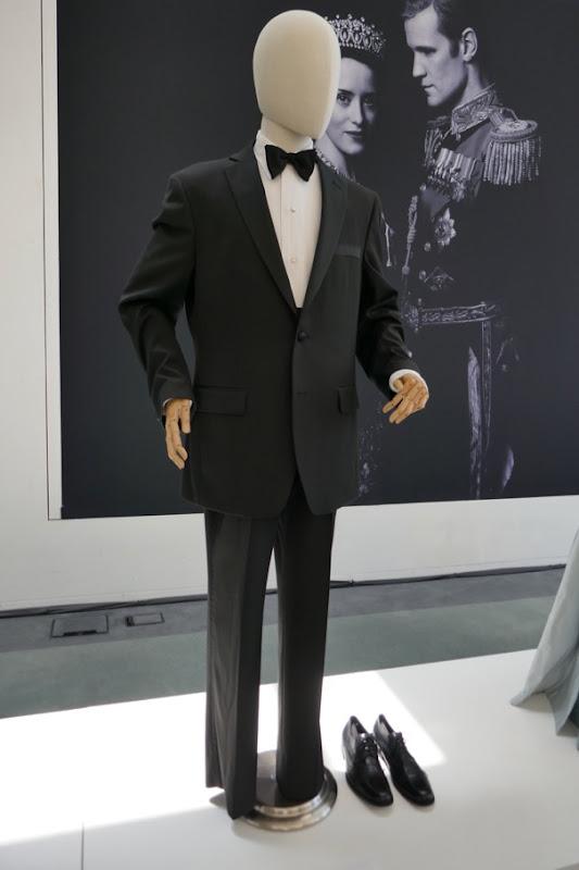 Michael C Hall Crown season 2 President JFK dinner suit