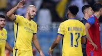 باربع اهداف بدون رد نادي النصر يحقق فوز كاسح على فريق أبها في الدوري السعودي