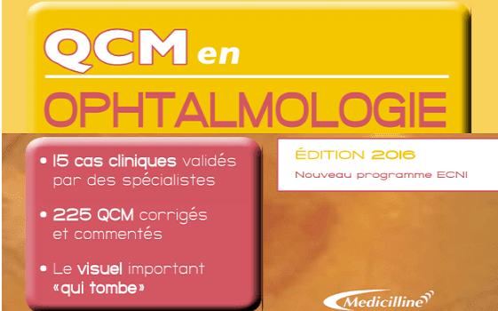 Télécharger 15 Cas Cliniques et 225 QCM En Ophtalmologie PDF