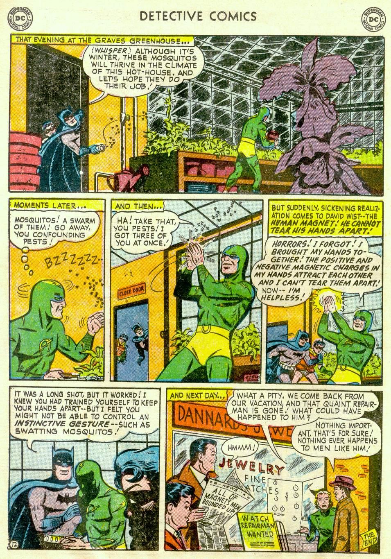 Read online Detective Comics (1937) comic -  Issue #181 - 14