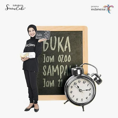 Daftar Alamat Lengkap Surabaya Snow Cake di Surabaya