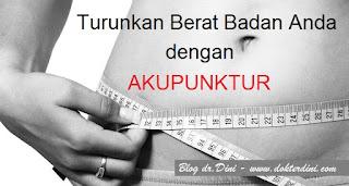 akupunktur untuk obesitas