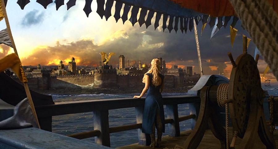 Daenerys Targaryen în Valar Dohaeris