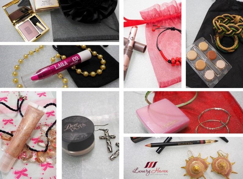 xmas giveaway beauty makeup essentials