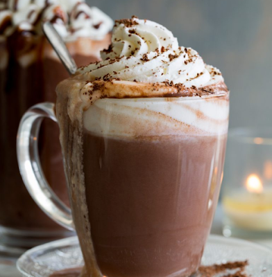 Hot Chocolate #drink