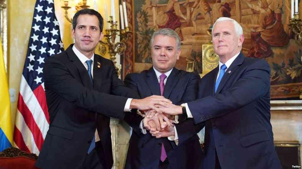 El vicepresidente de EEUU, Mike Pence, prometió ante el Grupo de Lima seguir apoyando a los venezolanos en el camino a la democracia / TWITTER