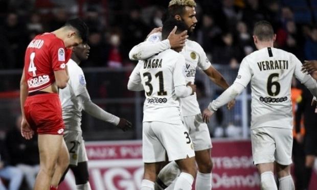 Vidéo - Ligue 1: Choupo-Moting retrouve le chemin des filets avec le PSG