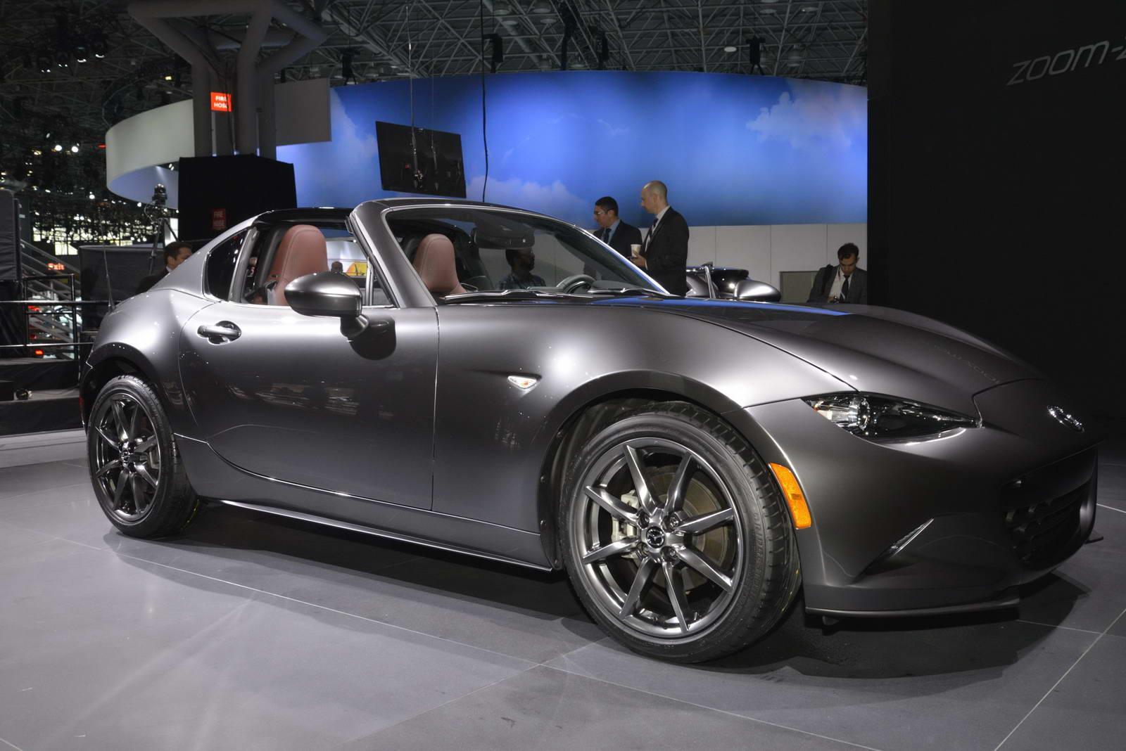 Đánh giá xe Mazda MX-5 2017