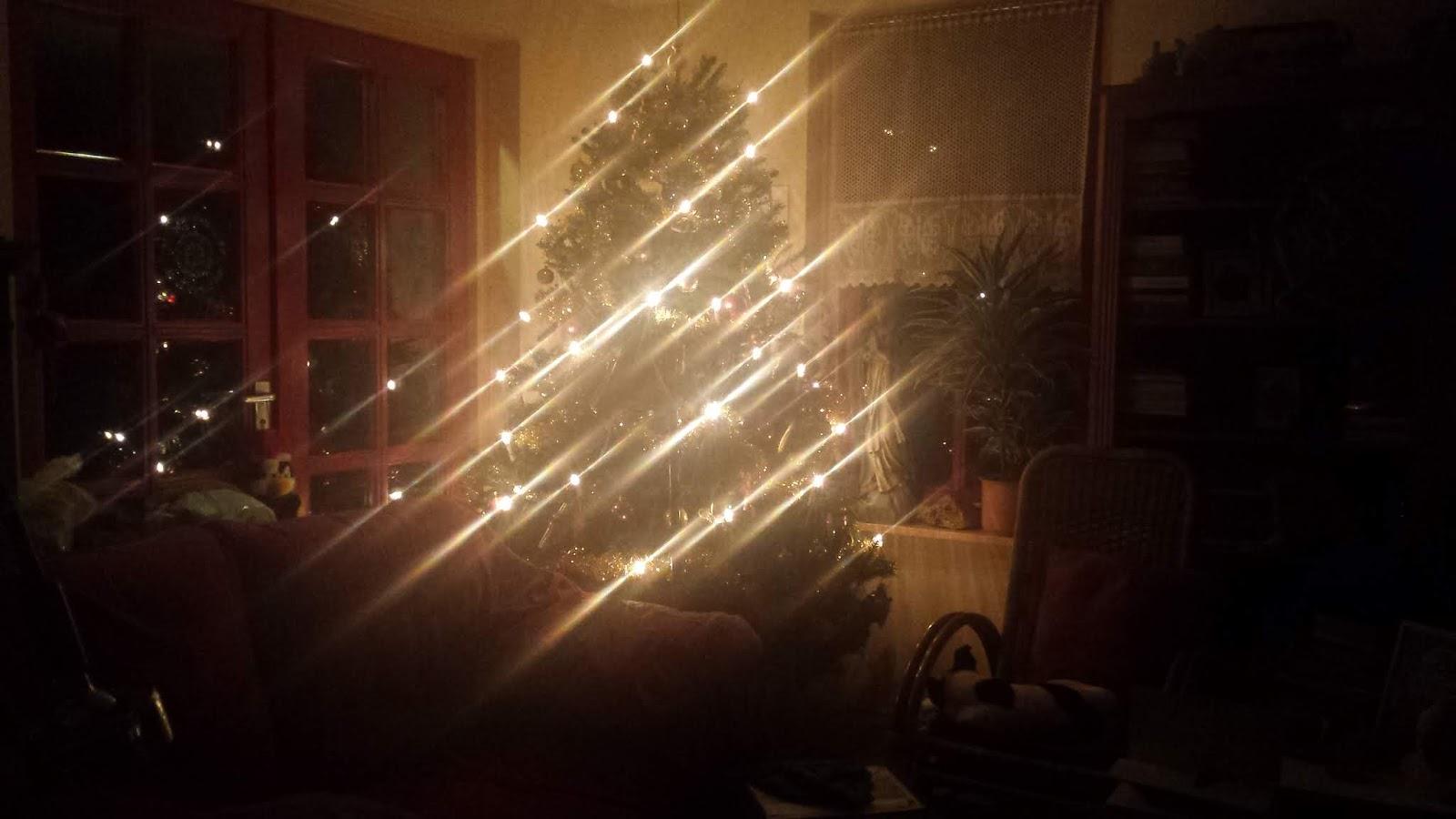 Een lichtje in de duisternis...