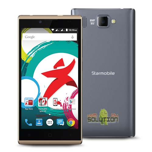 Starmobile JUMP HD Tested Firmware / Stock Rom (Pac File