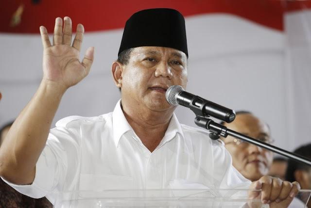 Prabowo Akhirnya Angkat Bicara soal Penembakan Kadernya oleh Oknum Brimob