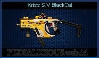 Kriss S.V BlackCat