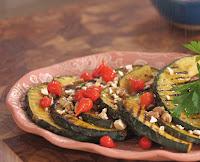Abóbora Grelhada com Castanha de Caju e Pimenta-Biquinho (vegana)