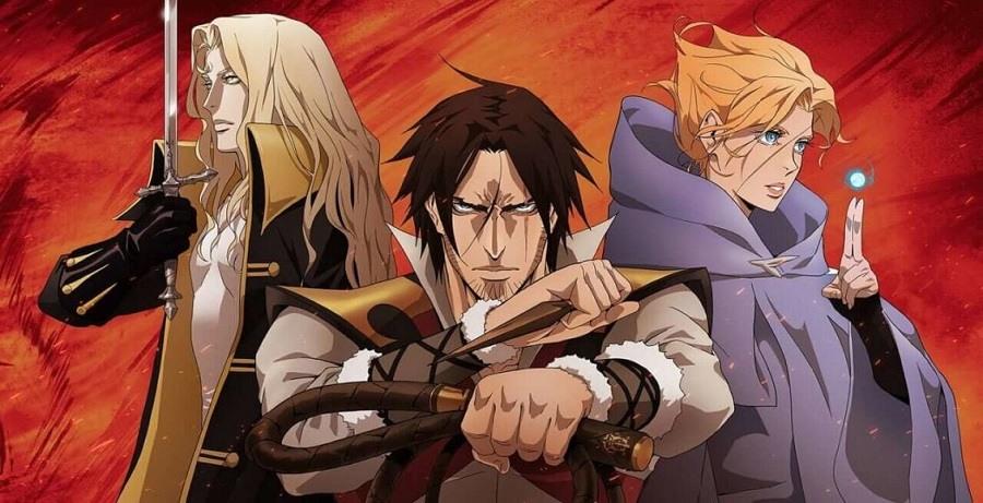 Castlevania - 2ª Temporada Torrent Imagem
