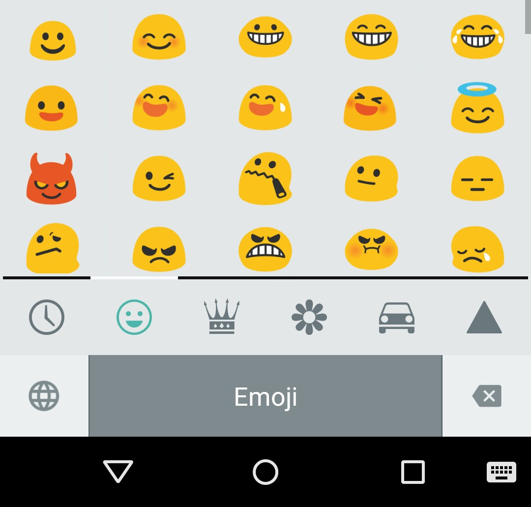 I CAN MAKE THIS WORK   : How to activate your emoji keyboard