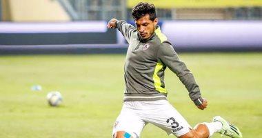 طارق حامد افضل لاعب في الزمالك 2016