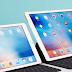 10,5 inch iPad Pro in de maak