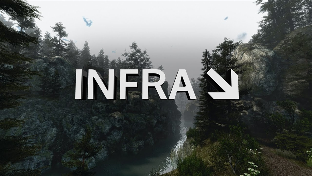 INFRA Game Download Poster