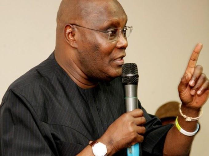 Read Why Atiku Reacts As Olusola Emerged PDP Guber Candidate