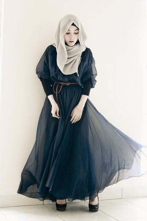 Kumpulan Model Hijab Yang Lagi Trend Di Tahun 2019