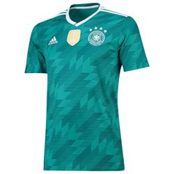 Jersey Jerman Away Piala Dunia 2018