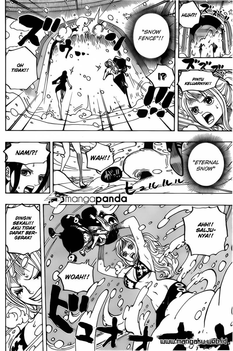 One Piece 686 687 page 11