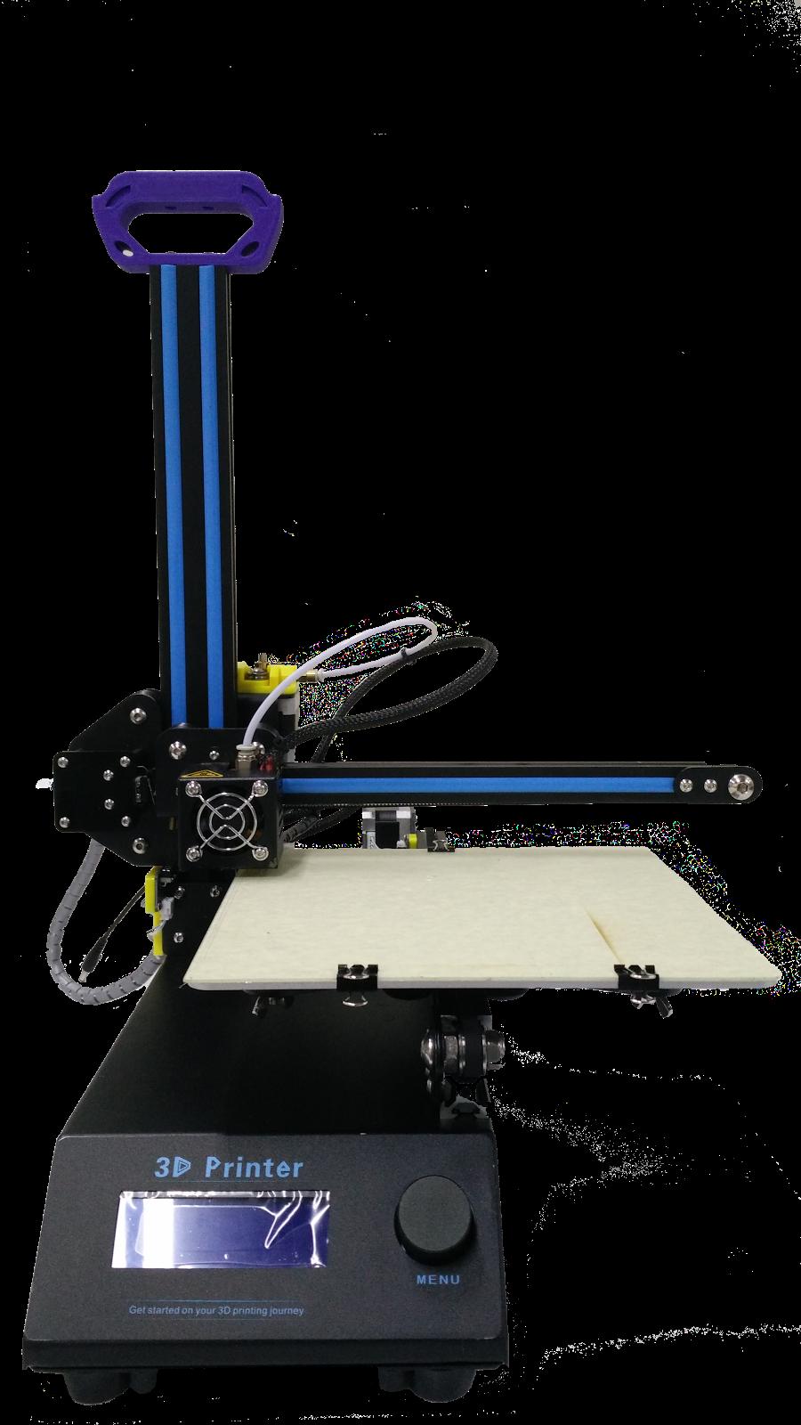 3D Printing Robotics: Personal 3D Printer Creality CR8