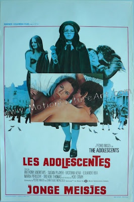 Подростки / Las adolescentes / The Adolescents. 1975.
