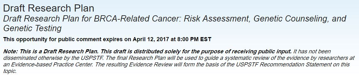 Discoveries in Health Policy: March 2017