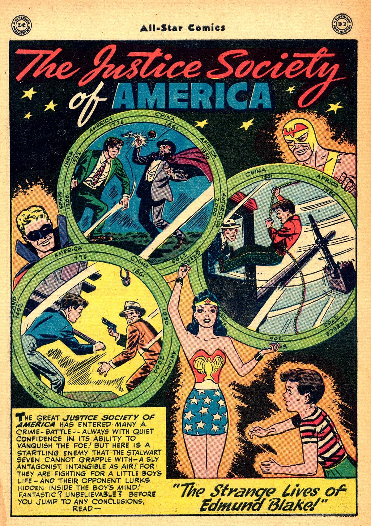 Read online All-Star Comics comic -  Issue #48 - 3