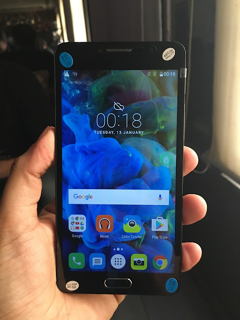 Chinese electronics brand TCL launches TCL 562 smartphone in India for Rs. 10990